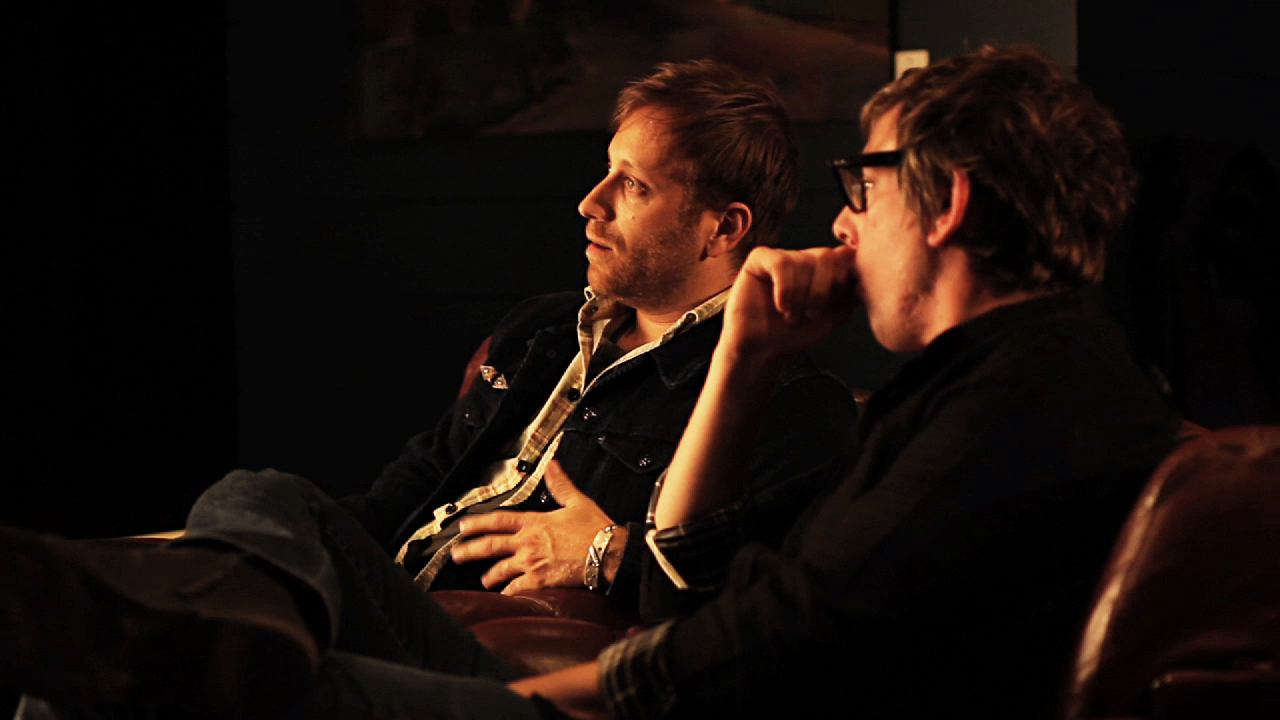 Black Keys GRAMMY Interview Tiger House Films LA production company