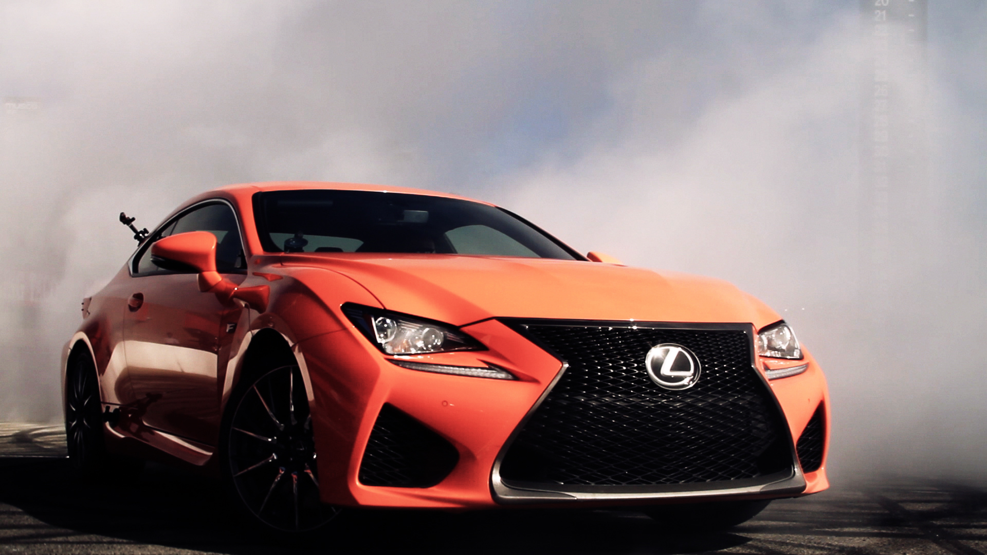 Lexus RC-F Commercial Production Tiger House Films PS