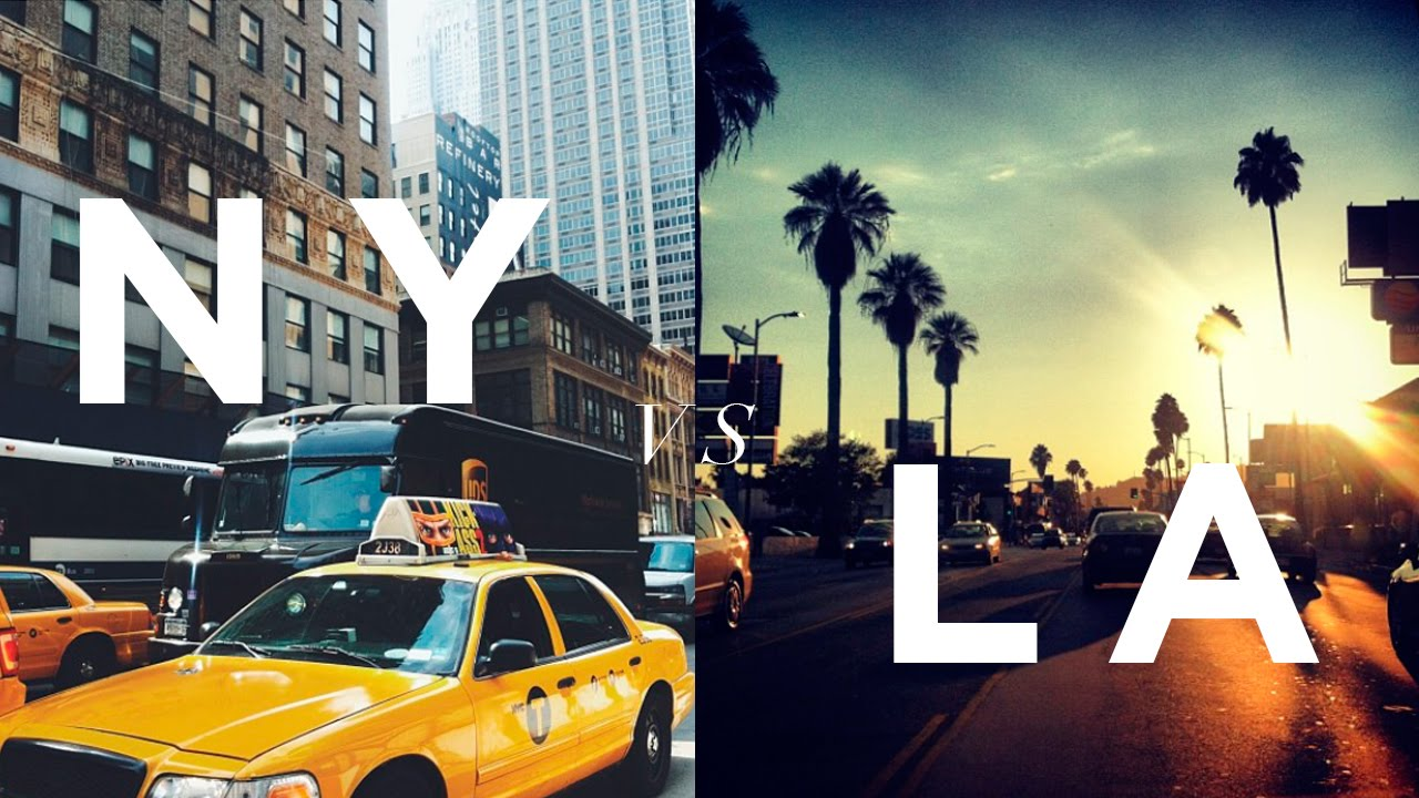 New York Commercial Production Company VS Los Angeles Blg Image