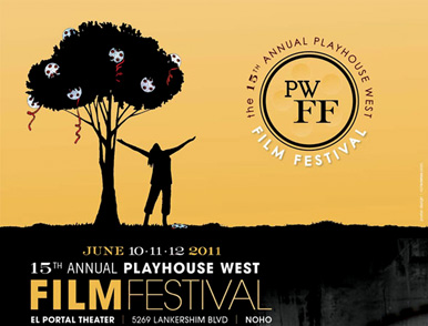 Production company in los angeles Tiger House Films Playhouse West FF Poster