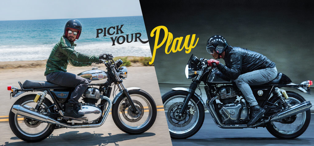 Royal Enfield Motorcycle Commercial Production Company pick-your-play_fb